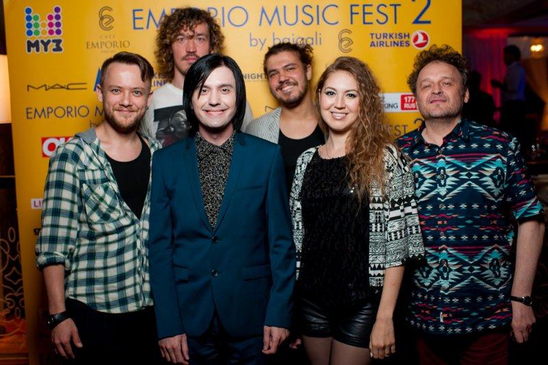 Байгали Серкебаев, Алсу и Леонид Агутин откроют Emporio Music Fest 3