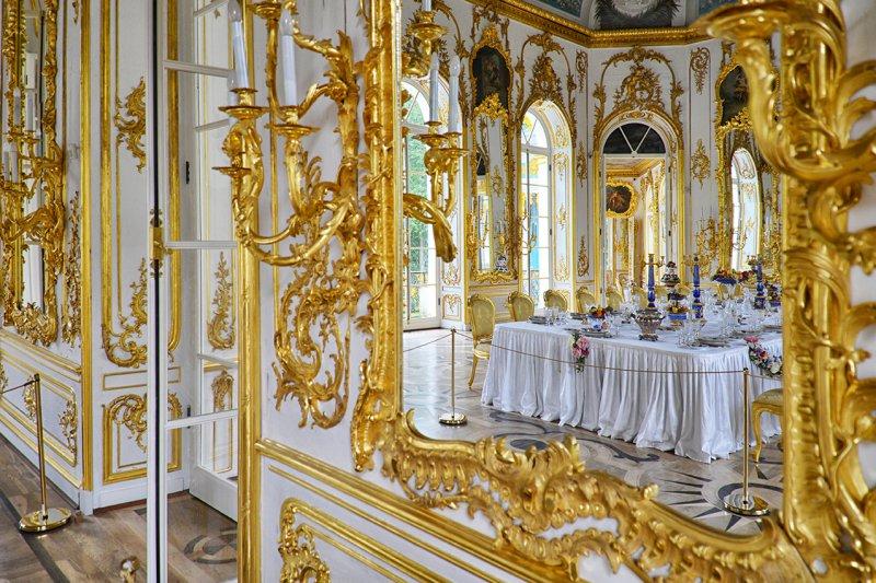 Павильон Эрмитаж в Пушкине