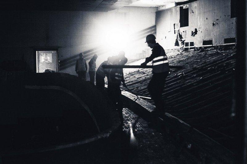 Деконструкция Центра Современного искусства им. С. Курёхина