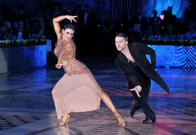 Евгений Смагин и Полина Казаченко-фото Юрий+Коныжев