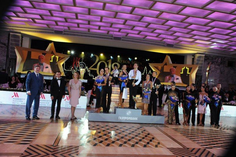 Победители Кубка мира Профессионалы Латина фото Иван Иванович