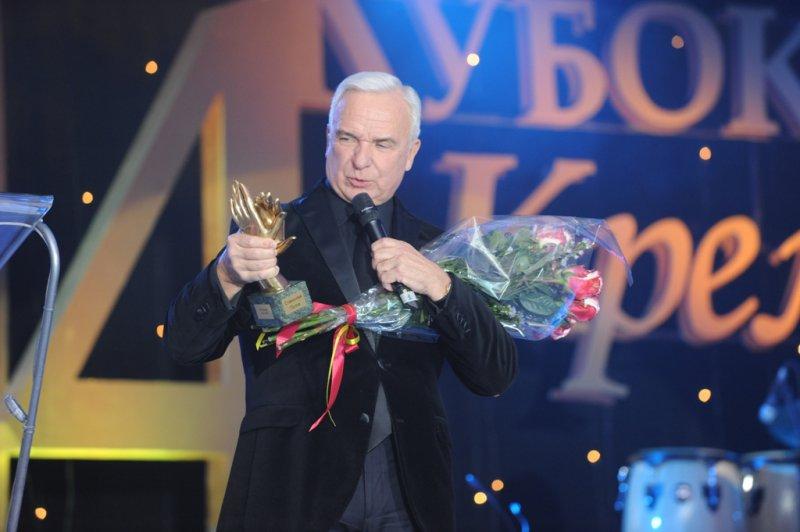 Станислав Попов. Вручение наград