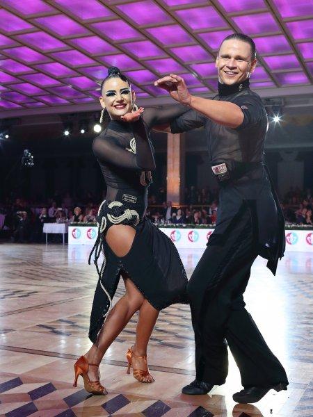 Андрей Патрушев и Екатерина Бралюк Россия фото Юрий Коныжев