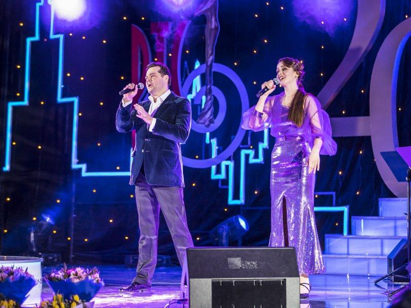 Леонид Бахталин и Анжелика Эланж фото Алексей Исмагилов