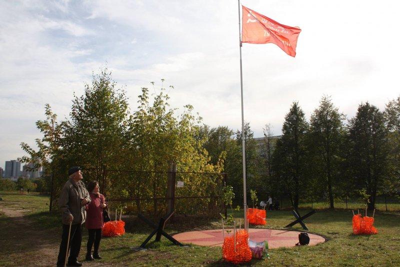 Снос мемориала в Раменках сочли реабилитацией нацизма