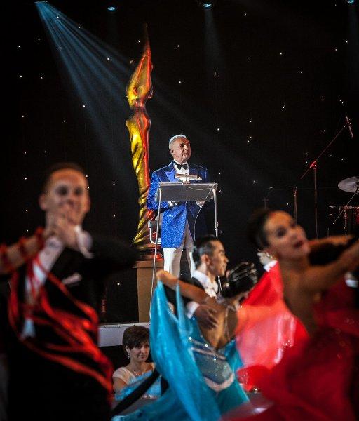 Станислав Попов, Чемпионат мира по европейским танцам, Кремль 2013