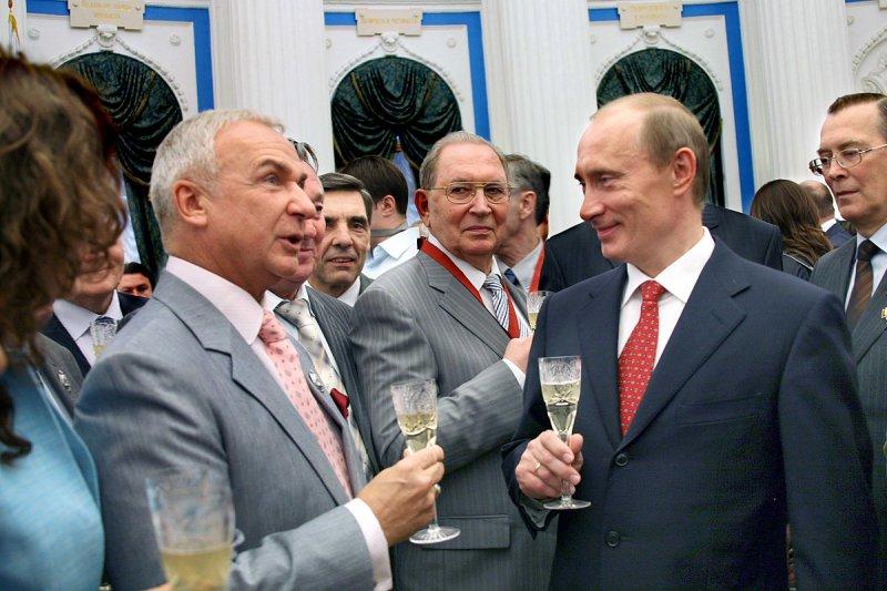 22.05.07 Кремль Награждение