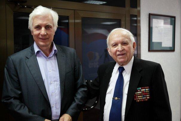 Александр Емельяненков и Владимир Коваль