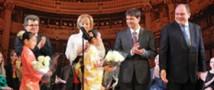 Первая леди Украины наградила победителей балетного конкурса
