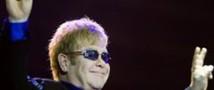 Элтон Джон выступит осенью в Киеве