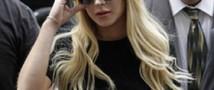 Линдси Лохан отпустили под залог