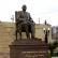 В Баку демонтировали памятник президента Египта