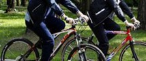 Какой велосипед у Президента