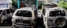 Московские анархисты, ответственные за поджоги дорогих автомобилей и атаки на ОВД рассказывают прессе о себе