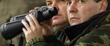 Медведев пригрозил расстрелами