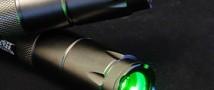 В Чечне задержали лазерного хулигана