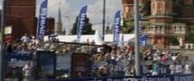 Формула-1 нарушила график московских троллейбусов