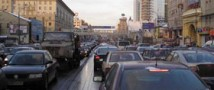Из-за крупной аварии было парализовано практически все Волгоградское шоссе