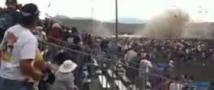 Самолет упал на зрителей в Неваде
