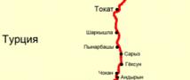 Нефтепровод в обход Босфора и Дарданел