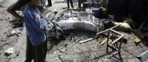Серия взрывов в священном городе шиитов