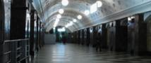 Вестибюль метро Красные ворота закрыт