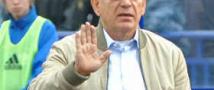 В Анжи дисквалифицирован главный тренер