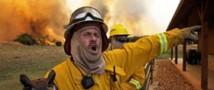 Техас тревожит больше чем шесть десятков лесных пожаров