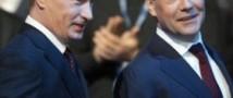 Cъезд «Единой России» поддержал кандидатуру Путина