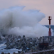 Из-за штормового ветра жители Балтийска остались без электро и водоснабжения.