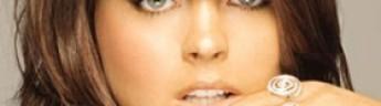 Молодая голливудская  актриса Линдсей Лохан снялась обнажённой.