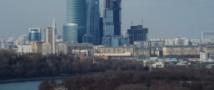 Большая стройка на Кутузовском.