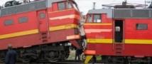 Авария на железной дороге в Воронеже.