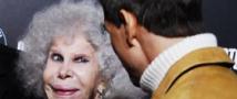 Герцогиня Альба кокетничает с Томом Крузом.