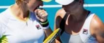 Кузнецова и Звонарева выиграли парный турнир Australian Open