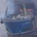 В Антарктике горит корабль с россиянами.