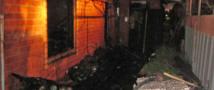 В Краснодарском крае в пожаре погибли дети.