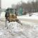 В Москве стреляли в водителя снегоуборщика.