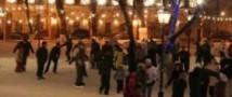 Обустройство катков и лыжных трасс в Москве практически завершено