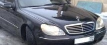 В Москве разыскивают черный «Мерседес», сбивший полицейского