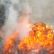 Пожар в Подмосковье:  медики борются за жизни пяти раненых