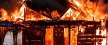 В Архангельской области мужчина поджёг засидевшихся у него гостей