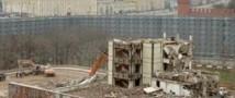 Судьба участка на месте снесенной гостиницы «Россия» будет решаться в марте
