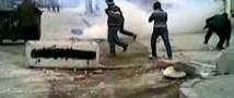 В Сирии растет число погибших в результате обстрела города Хомс