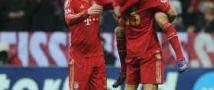 Бавария и Марсель вышли в четверть финал Лиги чемпионов