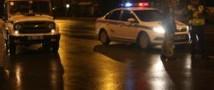 В Чите офицер устроил 2 аварии, скрываясь от погони