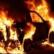 На севере Москвы сгорели три автомобиля