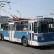 В Самаре троллейбус с пассажирами провалился под землю