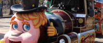 «Веселый паровозик» в парке «Сокольники» сбил ребенка