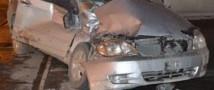 В Новосибирске неуправляемый трамвай протаранил 6 авто